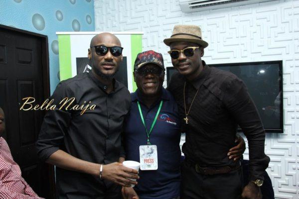 2face Idibia, Kenny Ogungbe & Sound Sultan