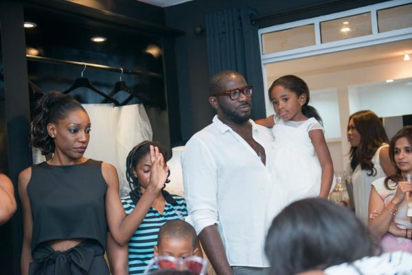 Prive Atelier Launch - BellaNaija - July - 2015024