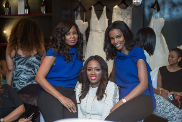 Prive Atelier Launch - BellaNaija - July - 2015027
