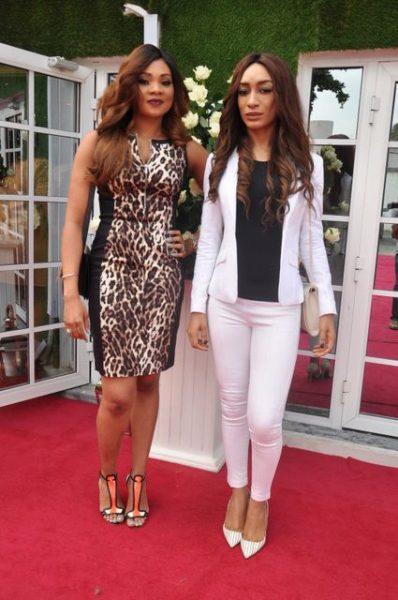 Nana & Neslly Okoye