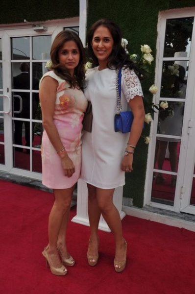 Natasha & Shamina Poosh