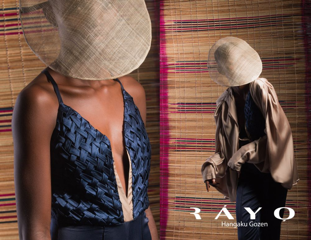 Ráyo Presents Hangaku Gozen Capsule collection - Bellanaija - July2015001