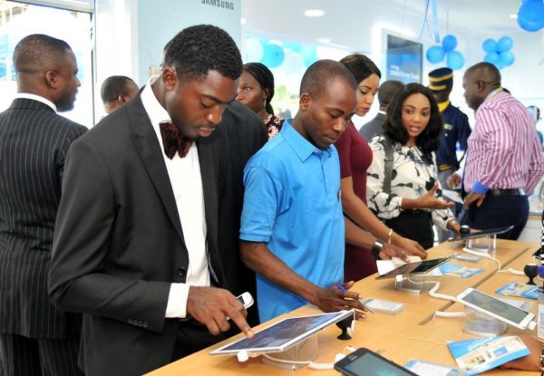 Samsung Store Opening  - BellaNaija - July - 2015005