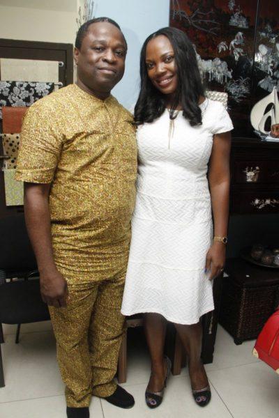 Chima & Ifeoma Nwuke