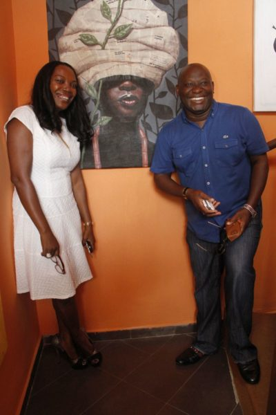 Ifeoma Nwuke & Pablo Amaran