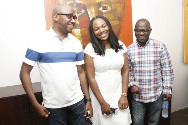 Innocent Ike, Ifeoma Nwuke & Sanmi Sobowale