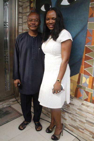 Kunle Alake & Ifeoma Nwuke