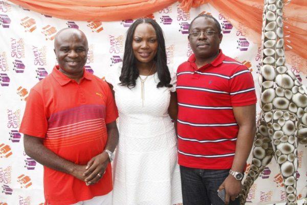Okey Nwuke, Ifeoma Nwuke & Victor Etuokwu