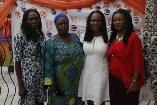 Toyin Adebayo, Kehinde Ismail, Ifeoma Nwuke & Folusho  Lasode