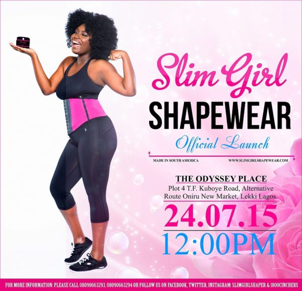 Slim Girl Shape Wear Launch