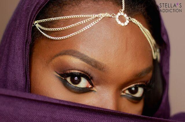 Stellas Addiction Makeup Tutorial - BellaNaija - July2015001