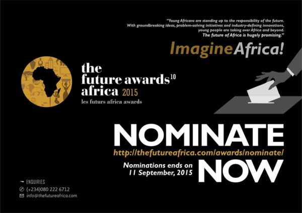 TFAA 15 Nominations Call - BellaNaija - July - 2015