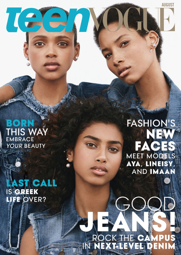 Teen Vogue Fashion's New Faces - BellaNaija - July 2015