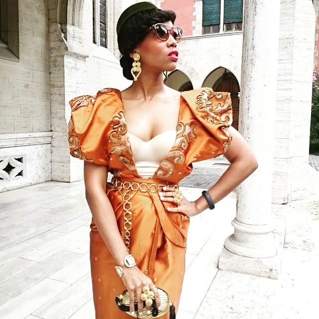 Temi DollFace -Wale Adefarasin's son Ade & Yewande Adeosun's Wedding in Florence, Italy 13