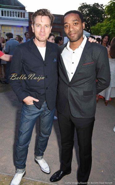 Ewan McGregor & Chiwetel Ejiofor