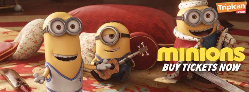 Tripican Minions Movie Feature - BellaNaija - July2015