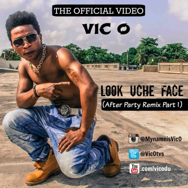 Vic O - Look Uche Face - BellaNaija - July - 2014
