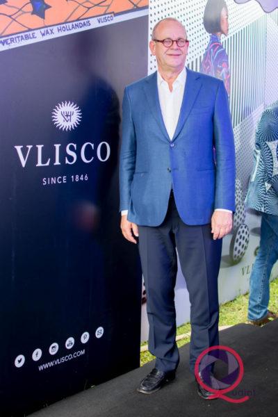 Hans Ouwedijk (CEO Vlisco)