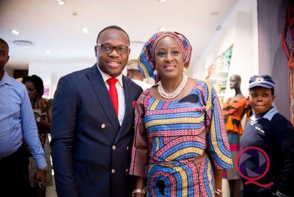 Wale Ekundayo & Ireti Doyle