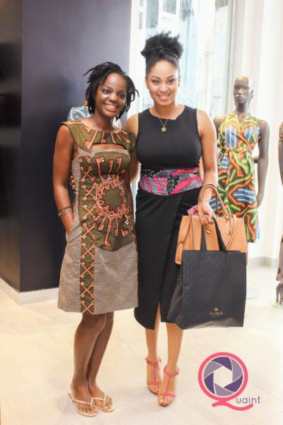 Munachi Abii & Adaeze Alilonu