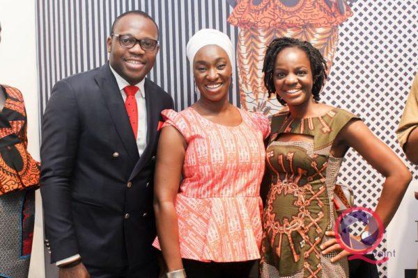 Wale Ekundayo, Funlola Aofiyebi-Raimi & Adaeze Alilonu