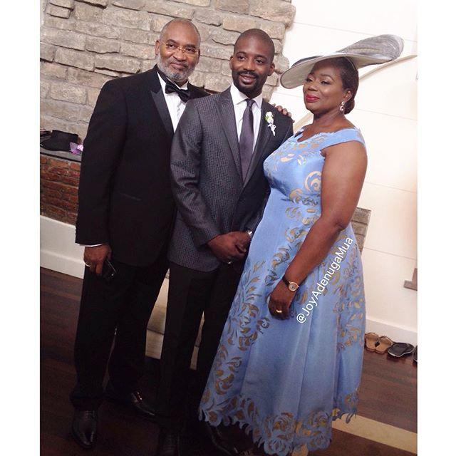 Wale Adefarasin's son Ade & Yewande Adeosun's Wedding in Florence, Italy 12