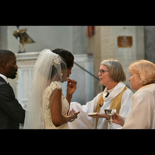 Wale Adefarasin's son Ade & Yewande Adeosun's Wedding in Florence, Italy 4
