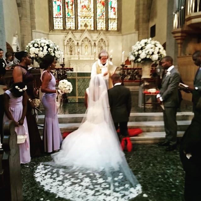 Wale Adefarasin's son Ade & Yewande Adeosun's Wedding in Florence, Italy 8