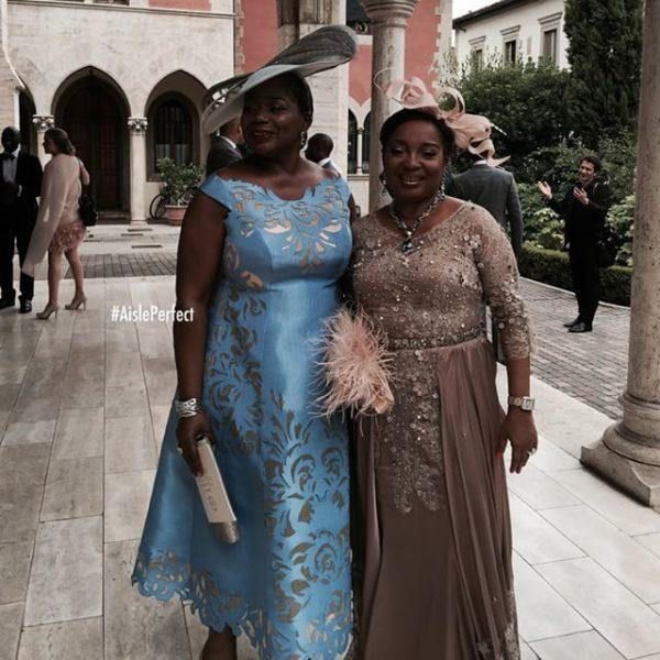 Wale Adefarasin's son Ade & Yewande Adeosun's Wedding in Florence, Italy 9