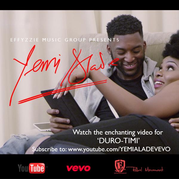 Yemi Alade - Duro Timi [Video Poster] 2