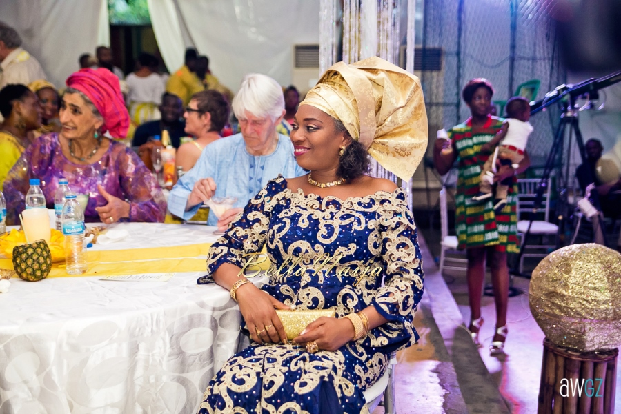 Yeni Kuti's Daughter's Wedding-Rolari Segun and Benedict Jacka - BellaNaija 20155G1A0012