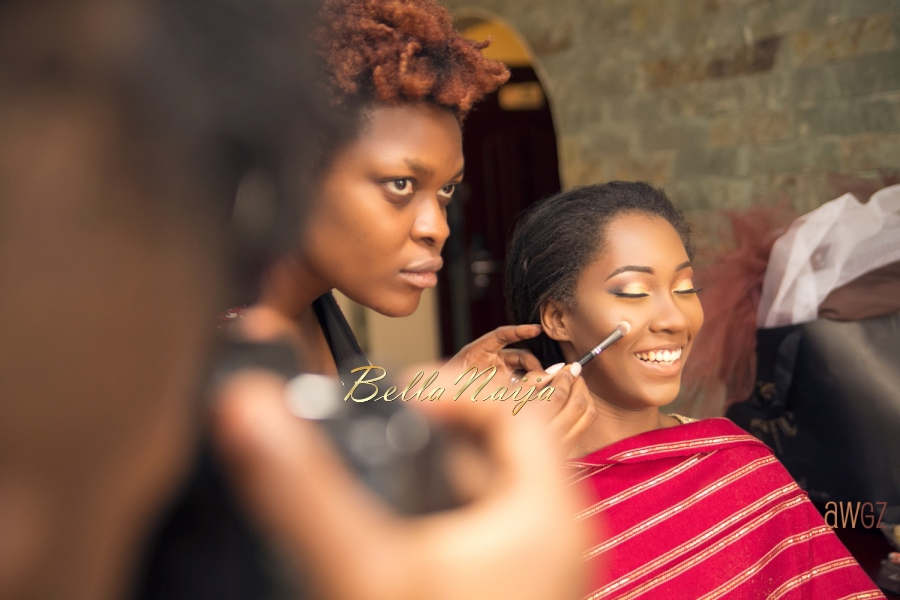 Yeni Kuti's Daughter's Wedding-Rolari Segun and Benedict Jacka - BellaNaija 20155G1A0355