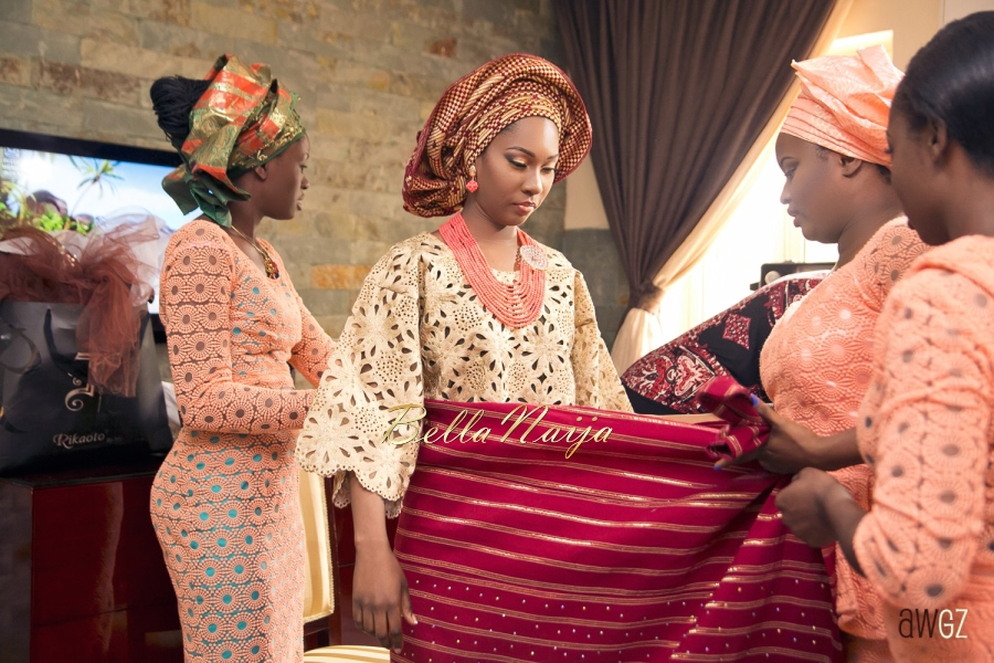 Yeni Kuti's Daughter's Wedding-Rolari Segun and Benedict Jacka - BellaNaija 20155G1A0409