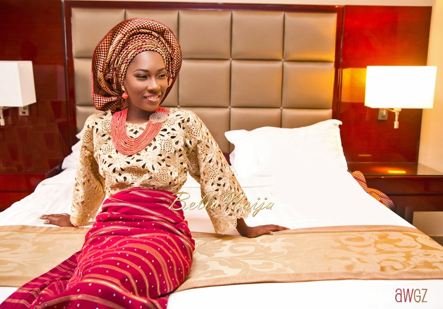 Yeni Kuti's Daughter's Wedding-Rolari Segun and Benedict Jacka - BellaNaija 20155G1A0424