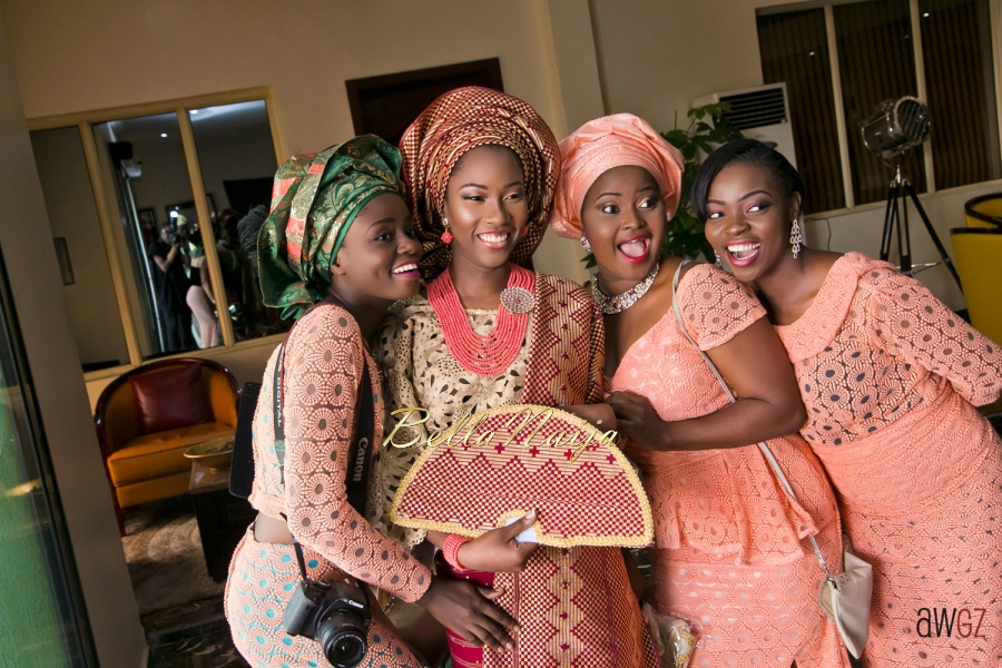 Yeni Kuti's Daughter's Wedding-Rolari Segun and Benedict Jacka - BellaNaija 20155G1A0461
