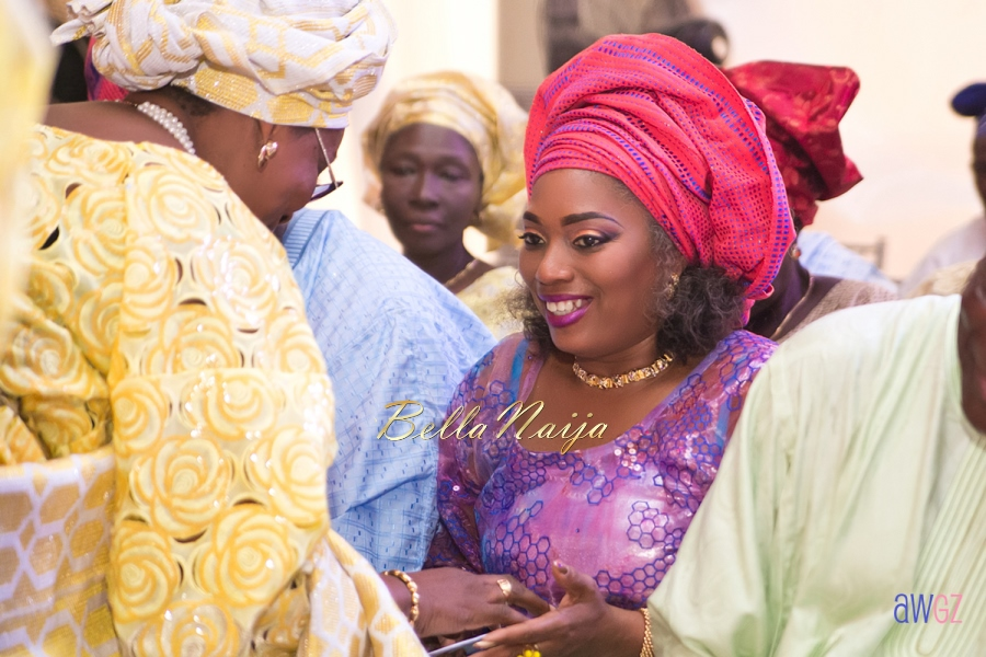 Yeni Kuti's Daughter's Wedding-Rolari Segun and Benedict Jacka - BellaNaija 20155G1A0481