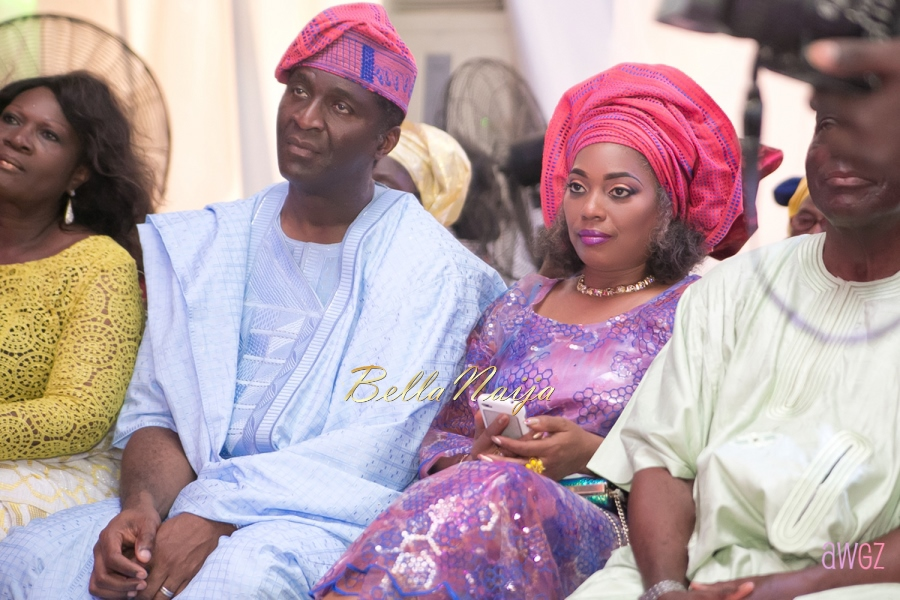 Yeni Kuti's Daughter's Wedding-Rolari Segun and Benedict Jacka - BellaNaija 20155G1A0486