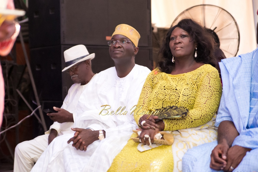 Yeni Kuti's Daughter's Wedding-Rolari Segun and Benedict Jacka - BellaNaija 20155G1A0487
