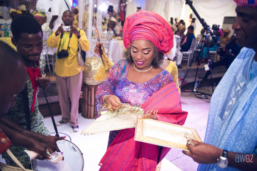 Yeni Kuti's Daughter's Wedding-Rolari Segun and Benedict Jacka - BellaNaija 20155G1A0499