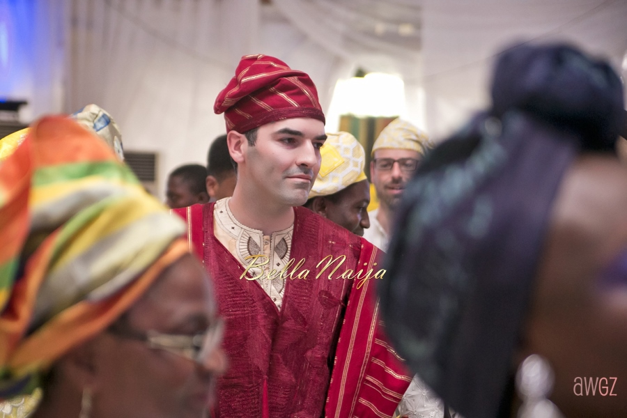 Yeni Kuti's Daughter's Wedding-Rolari Segun and Benedict Jacka - BellaNaija 20155G1A0526