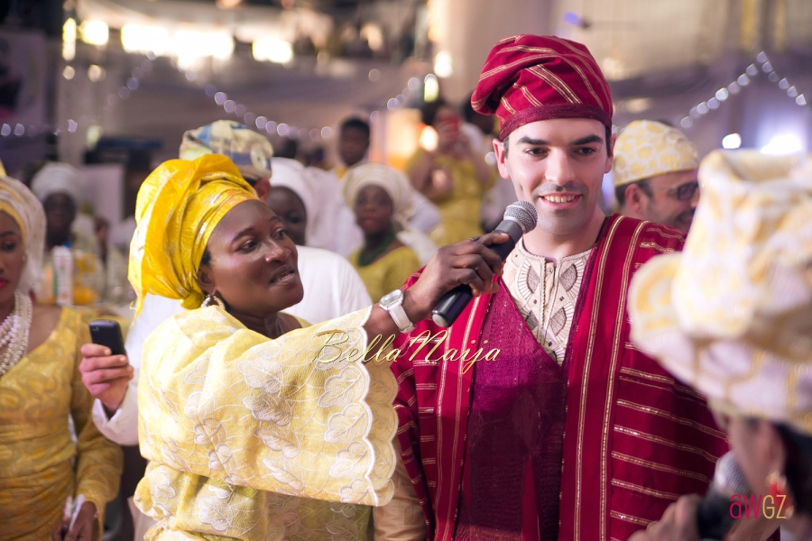 Yeni Kuti's Daughter's Wedding-Rolari Segun and Benedict Jacka - BellaNaija 20155G1A0536