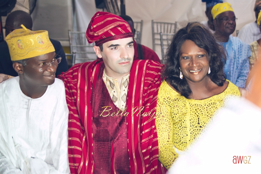 Yeni Kuti's Daughter's Wedding-Rolari Segun and Benedict Jacka - BellaNaija 20155G1A0576
