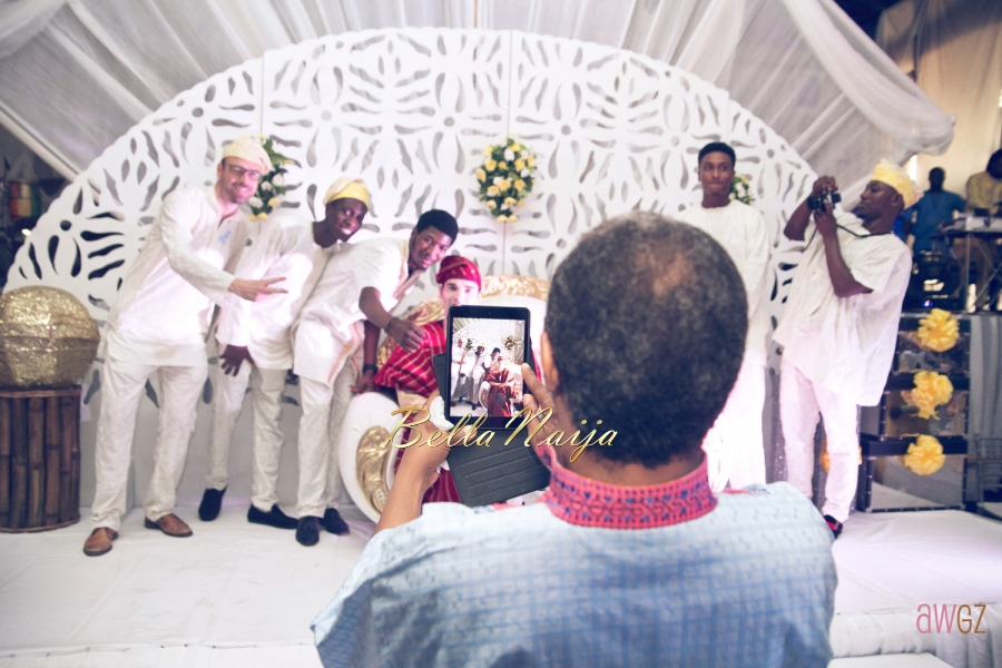 Yeni Kuti's Daughter's Wedding-Rolari Segun and Benedict Jacka - BellaNaija 20155G1A0589