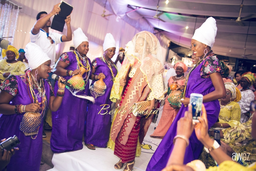 Yeni Kuti's Daughter's Wedding-Rolari Segun and Benedict Jacka - BellaNaija 20155G1A0597