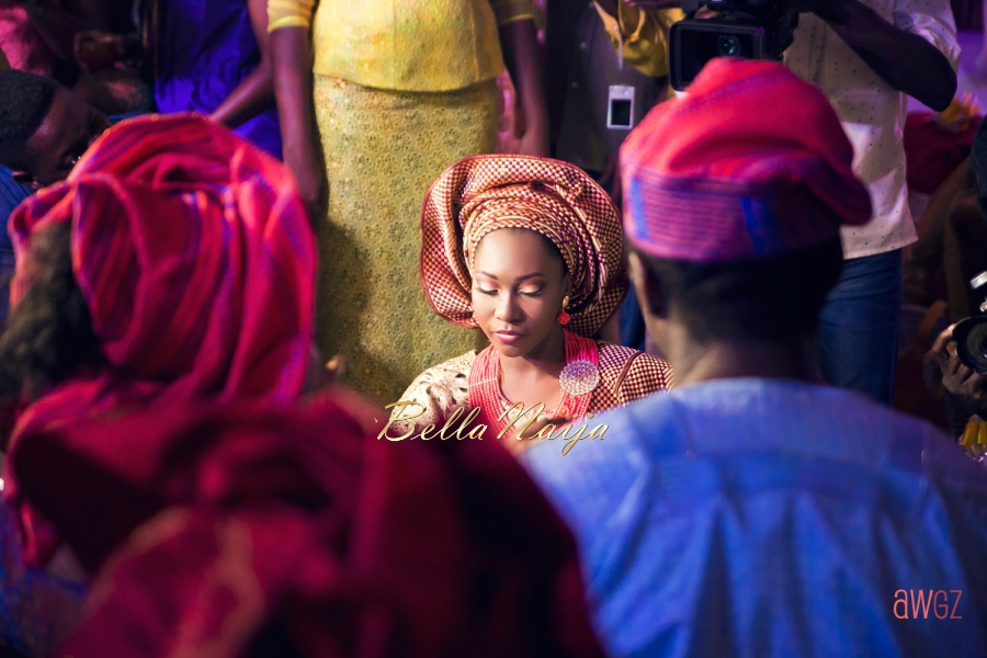 Yeni Kuti's Daughter's Wedding-Rolari Segun and Benedict Jacka - BellaNaija 20155G1A0620