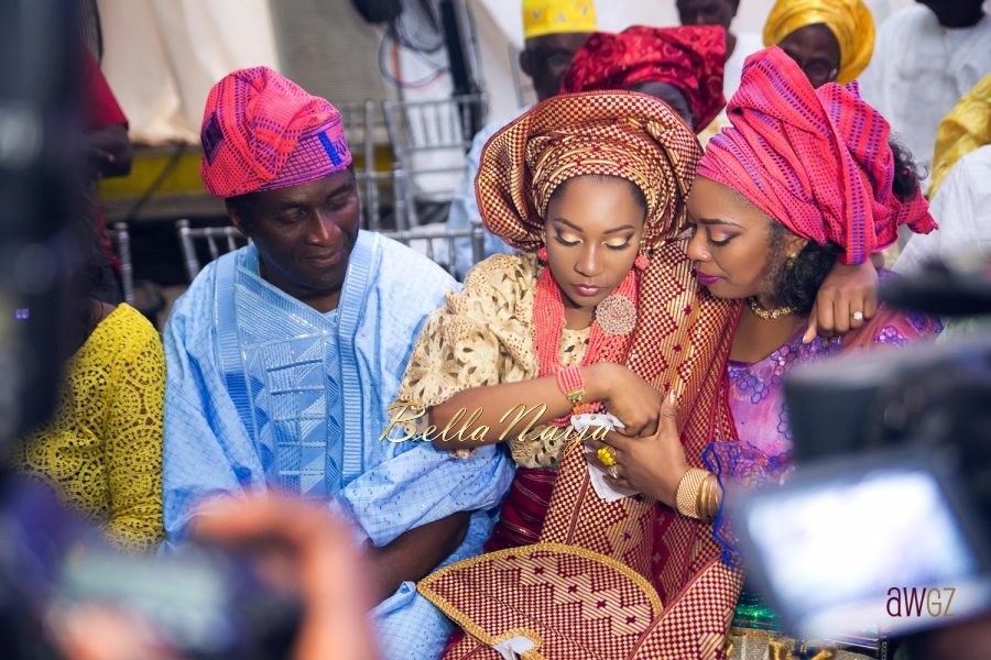 Yeni Kuti's Daughter's Wedding-Rolari Segun and Benedict Jacka - BellaNaija 20155G1A0653