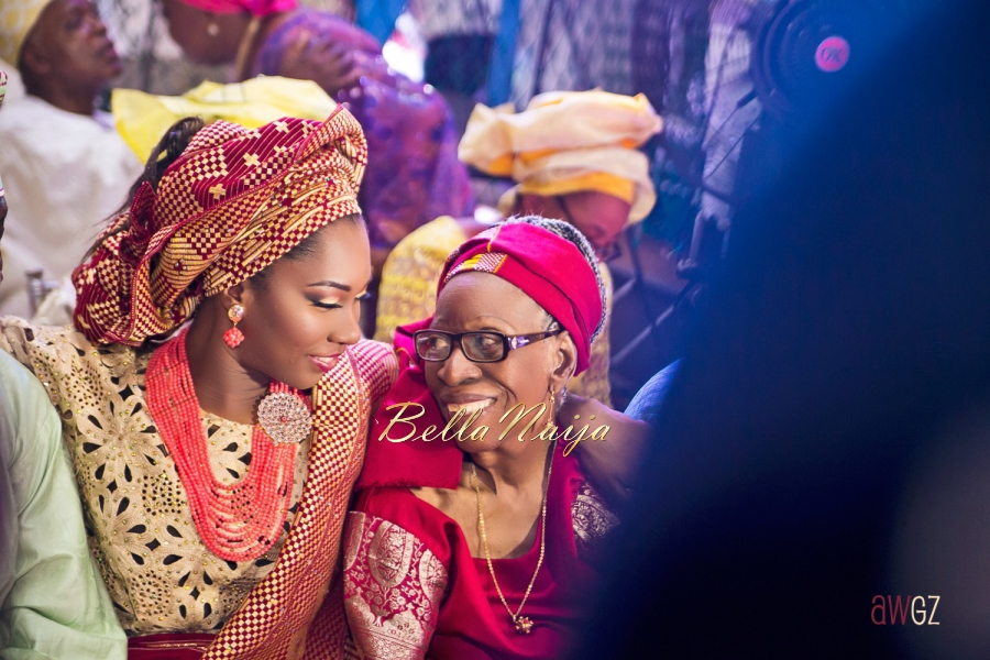 Yeni Kuti's Daughter's Wedding-Rolari Segun and Benedict Jacka - BellaNaija 20155G1A0658