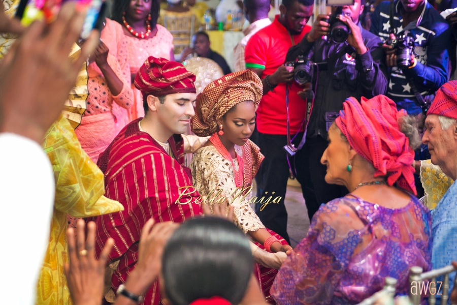 Yeni Kuti's Daughter's Wedding-Rolari Segun and Benedict Jacka - BellaNaija 20155G1A0681