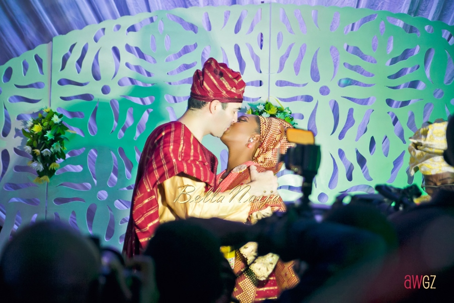 Yeni Kuti's Daughter's Wedding-Rolari Segun and Benedict Jacka - BellaNaija 20155G1A0715