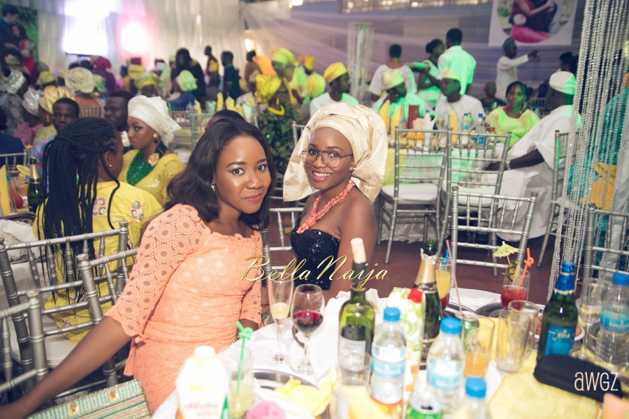 Yeni Kuti's Daughter's Wedding-Rolari Segun and Benedict Jacka - BellaNaija 20155G1A9903